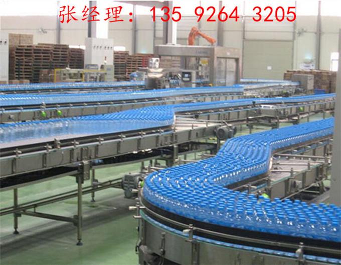 2019景区定制小型瓶装矿泉水生产线设备温州科信专业设备制造商