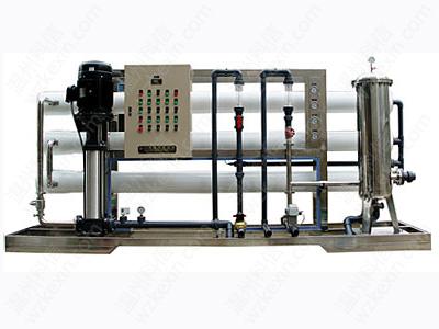 单极反渗透设备工作原理及水处理工艺流程