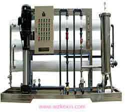 10T单级反渗透水处理设备