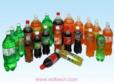 含气饮料生产线设备