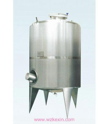 三层侧搅拌冷热缸