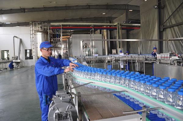 矿泉水生产设备系统配置说明