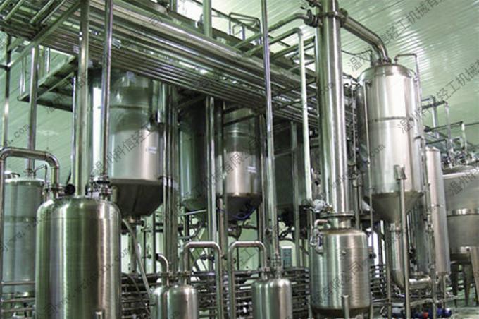 功能保健饮料生产线