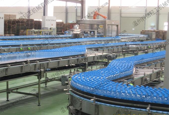 苏打水生产线