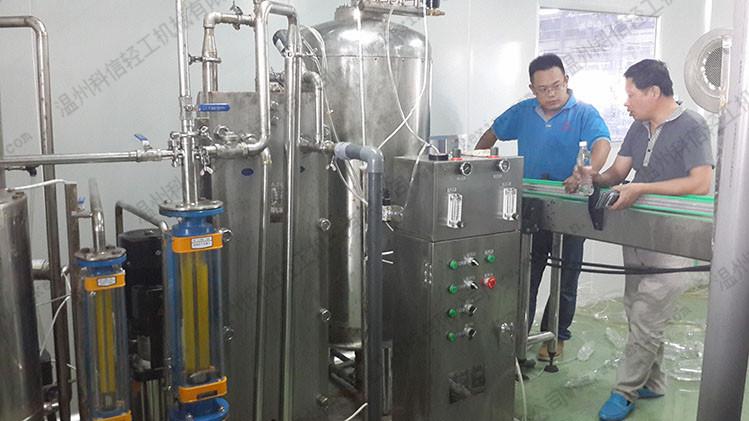 汽水混合机 碳酸饮料混合机