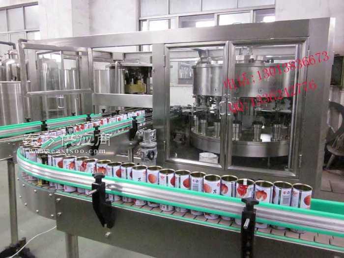 易拉罐灌装生产线市场发现需求