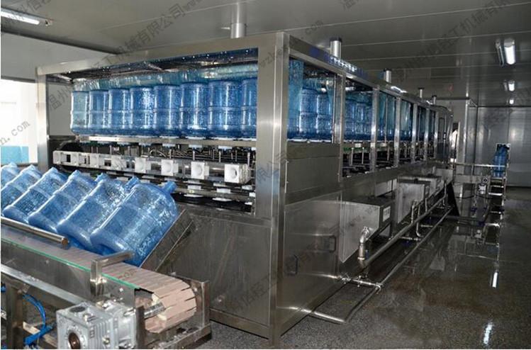 科信QGF桶装水灌装机