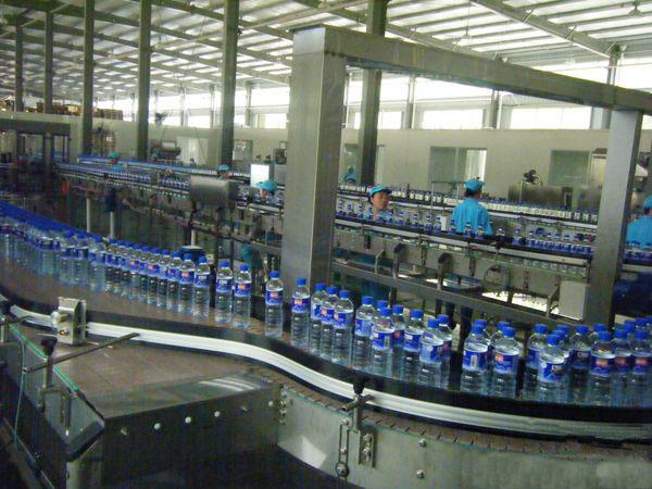矿泉水生产设备水内冷发电机的冷却水水质