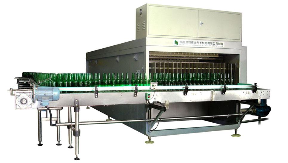 科信饮料机械干式玻璃瓶理瓶机详细介绍