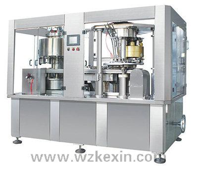 饮料灌装设备发展简析
