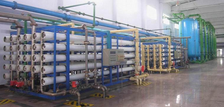 水处理设备在纯净水生产行业中的发展方向