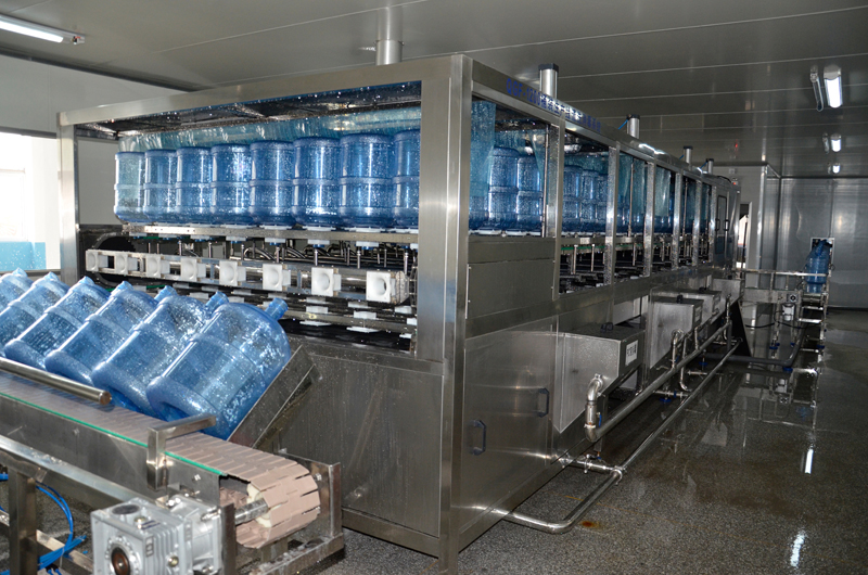 科信桶装水生产线的安全保障