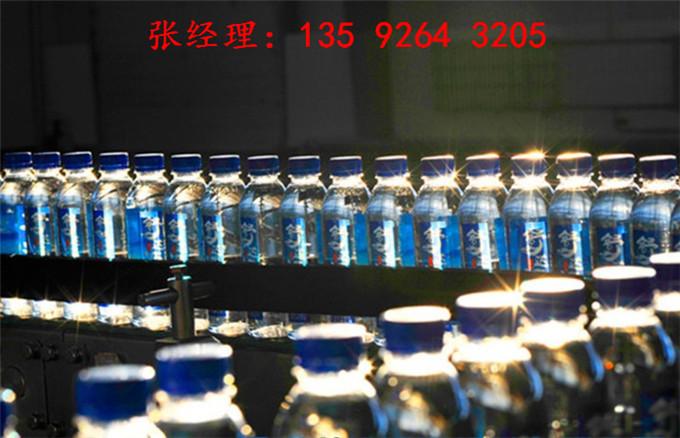 中小型全套每小时9000瓶矿泉水纯净水大桶水生产线工厂设备价格