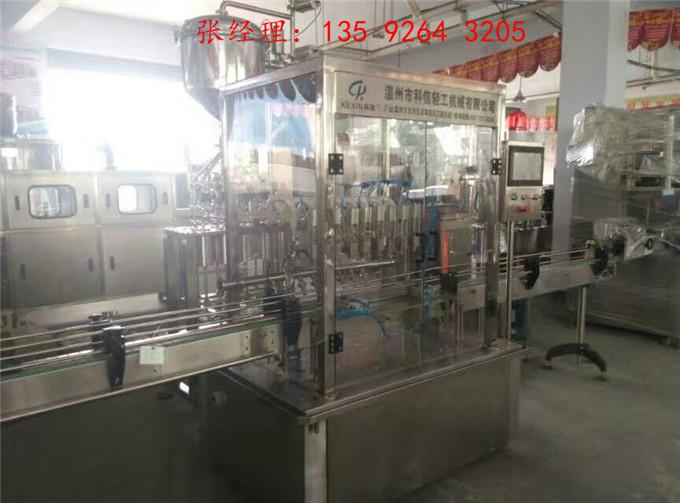 2000瓶每小时玻璃瓶豆奶生产线设备大豆深加工豆奶设备厂家