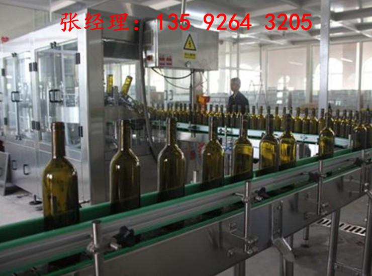 水果深加工发酵型果酒饮料生产加工设备|全自动不锈钢果酒发酵罐设备