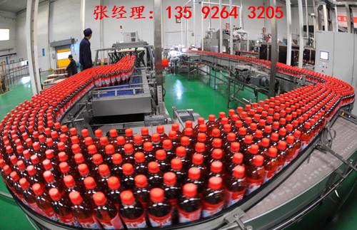 茶饮料生产线加工设备|6000瓶每小时茶饮料生产线价格
