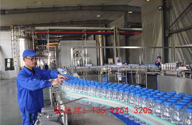 瓶装矿泉水生产线设备价格|矿泉水生产机器多钱