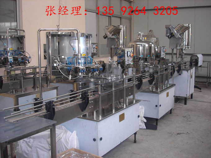 小瓶水生产线设备多钱 小型瓶装水生产设备厂家