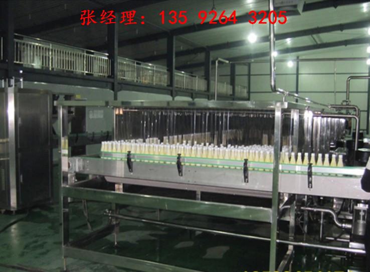 全自动全套袋装豆浆生产线设备|PET瓶豆浆饮料生产加工设备
