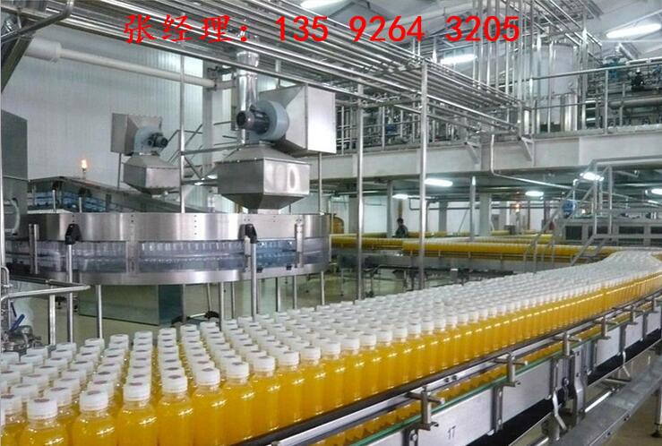 水果深加工整套果汁饮料生产线设备|果汁生产加工设备厂家