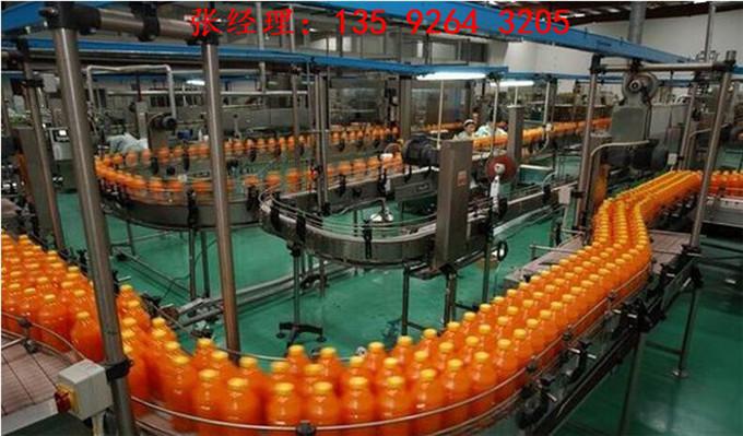 定制山楂汁设备多少钱一套|瓶装山楂汁饮料生产线设备