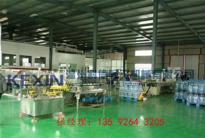 生产整套矿泉水的设备 景区定制瓶装矿泉水设备制造商