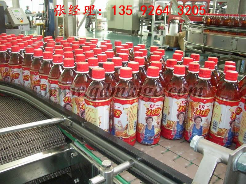 凉茶饮料生产线设备多少钱 全套茶饮料生产加工设备