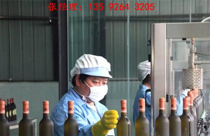 小型酿造果酒设备多少钱|全自动年产300吨果酒生产设备