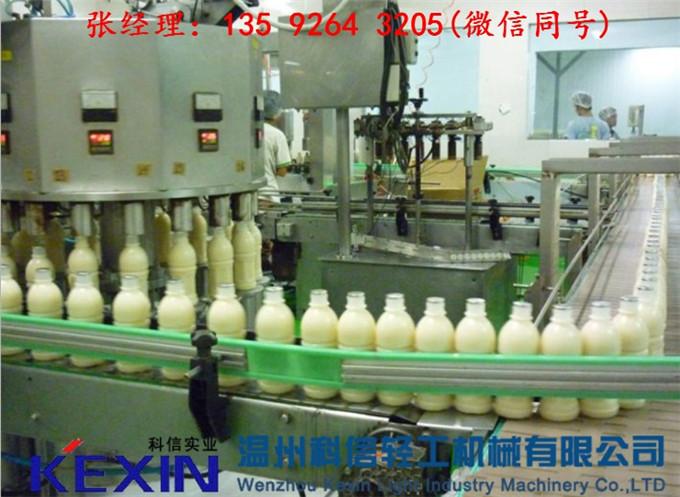 自立袋牛奶生产设备哪里有|小型袋装全自动酸奶生产加工设备